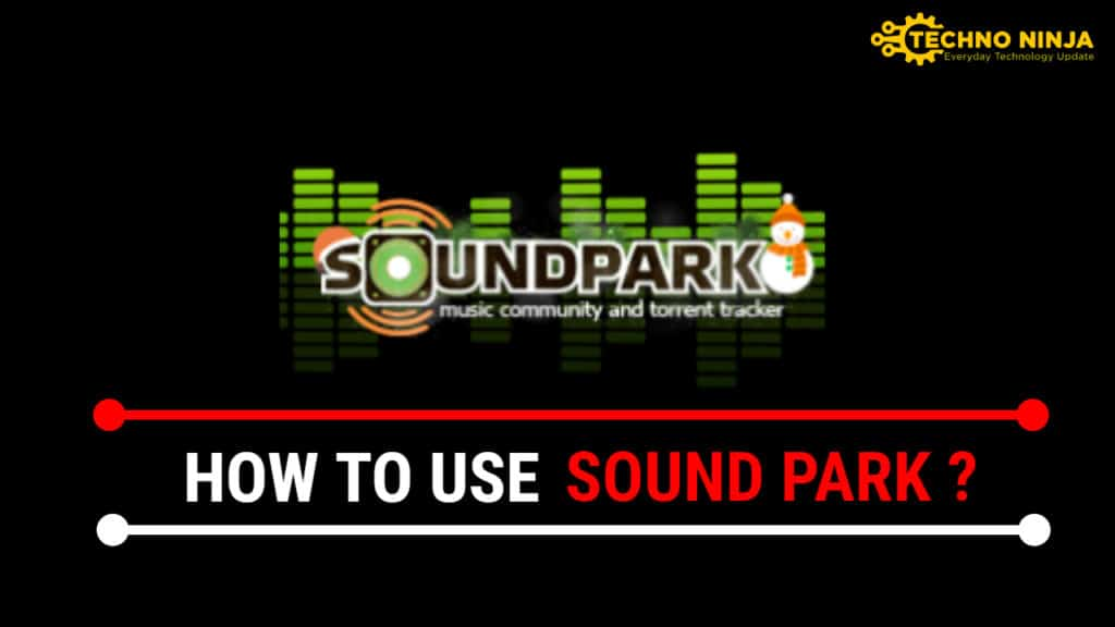 How to use Sound Park