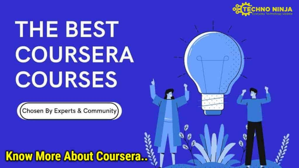 The Best Coursera Course