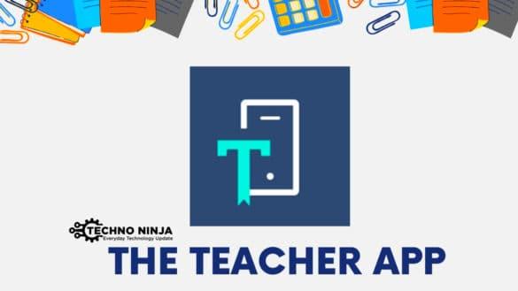 The Teacher App