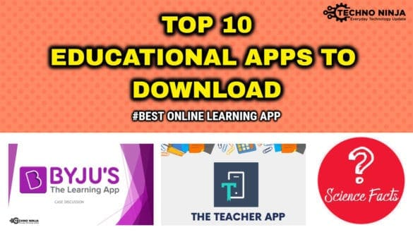 Top 10 Educational Apps to Download