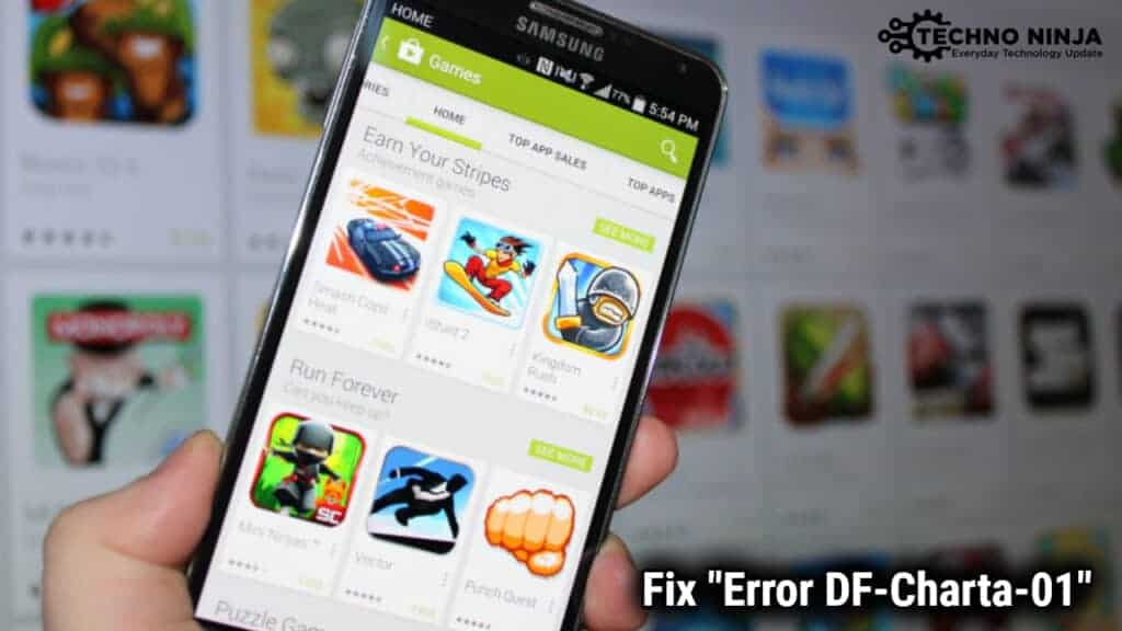 How Do I Fix Google Play Store Error [RH-01]