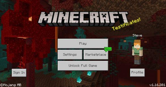 Circle in Minecraft