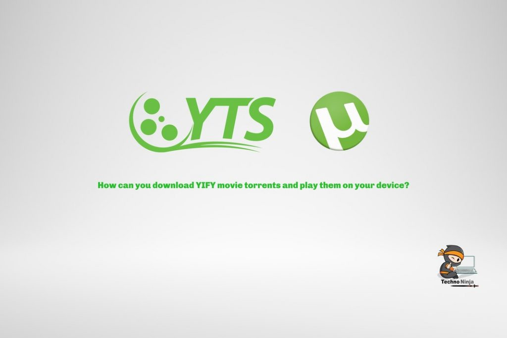 How can you download YIFY movie torrents and play them on your device?